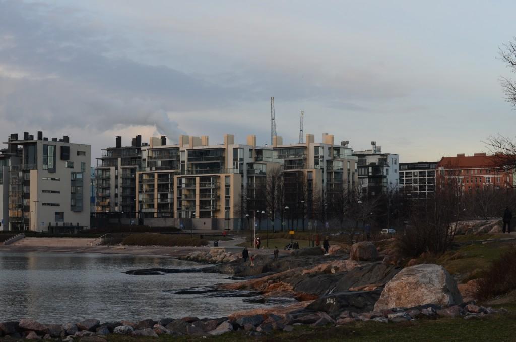 Så här fint var Helsingfors.